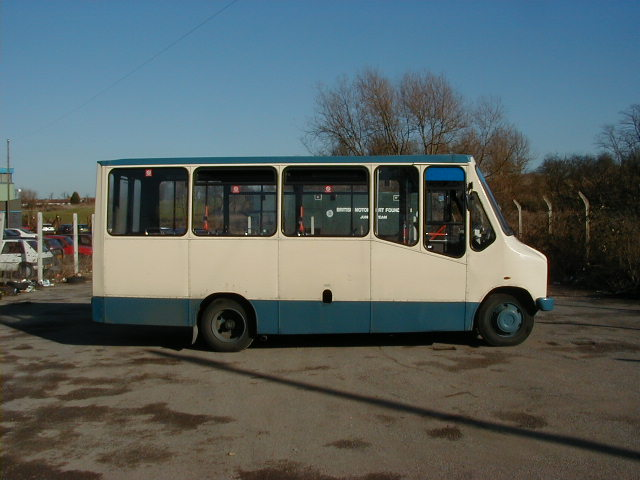 Dodge Mini Bus
